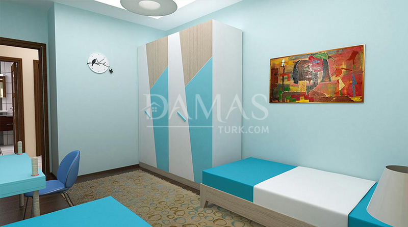 houses for sale Trabzon - Damas 406 Project in Trabzon - Interior picture 06