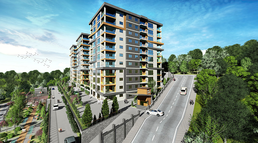 Damas Project D-410 in Trabzon - Exterior picture  06