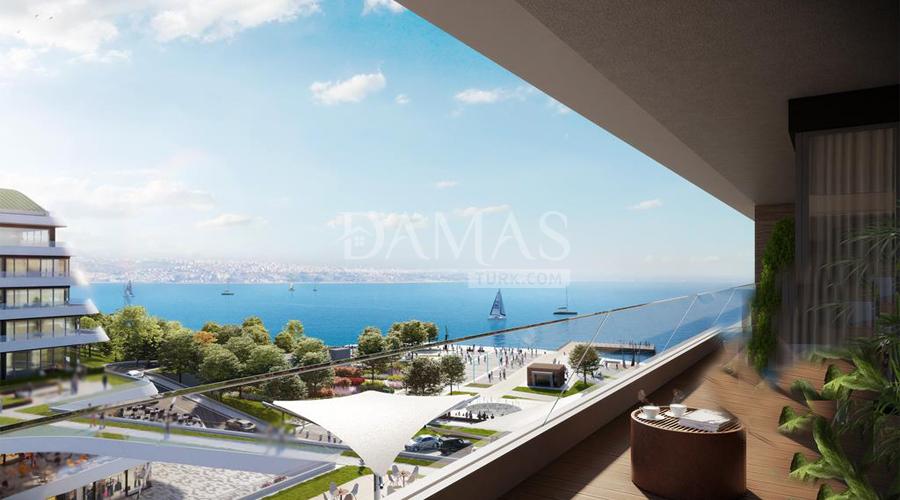 مجمع مجموعة داماس 114 في اسطنبول - صورة خارجية 06