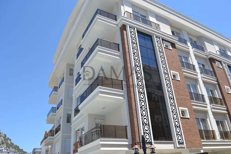 منازل للبيع في انطاليا - مجمع مجموعة داماس 606 في انطاليا - صورة خارجية 06