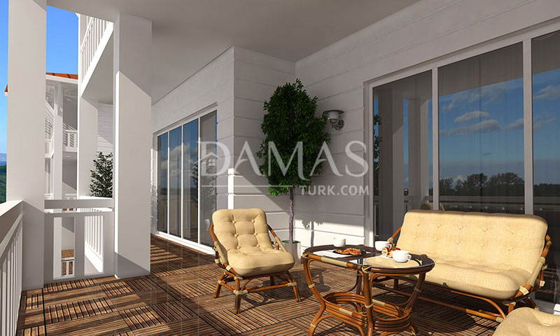 apartments for sale bursa - Damas 202 Project in bursa - exterior picture 07