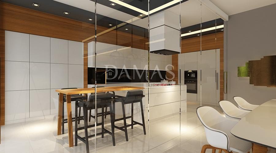 Damas Project D-607 in Antalya - interior picture 07