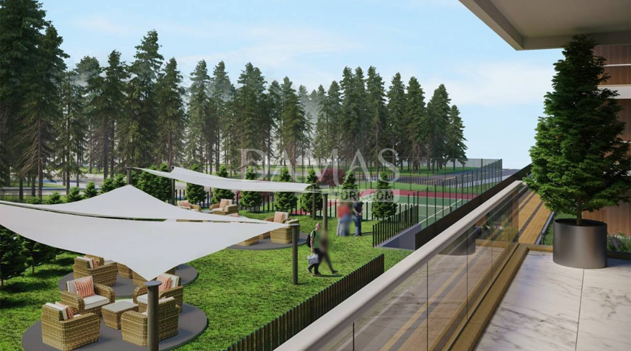Damas Project D-318 in Bursa - Exterior picture 07
