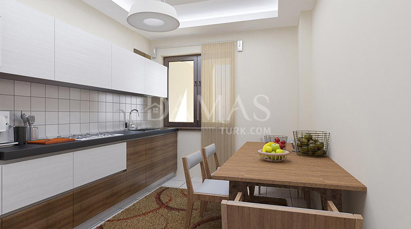 houses for sale Trabzon - Damas 406 Project in Trabzon - Interior picture 07