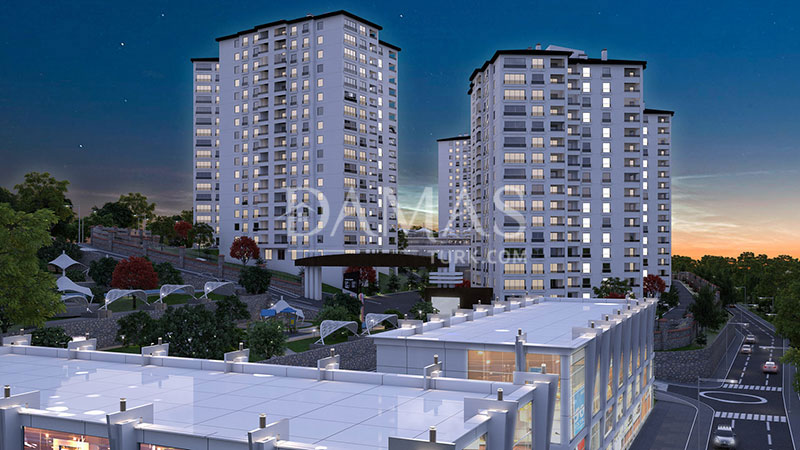 investment Trabzon - Damas 405 Project in Trabzon - exterior picture 07