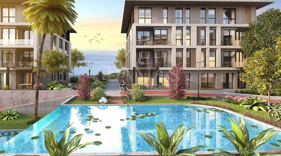 Damas Project D-228 in Istanbul - Exterior picture  07