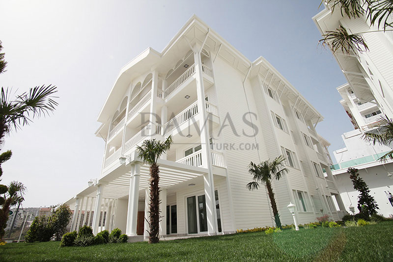 apartments for sale bursa - Damas 202 Project in bursa - exterior picture 08
