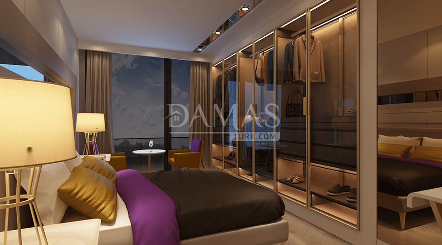 Damas Project D-607 in Antalya - interior picture 08