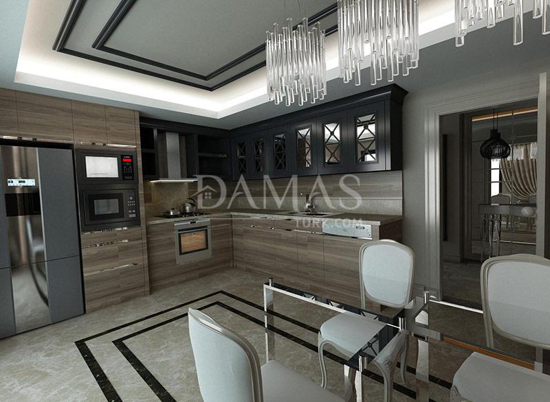 الاستثمار في بورصة - مجمع مجموعة داماس 205 في بورصة - صورة داخلية 14