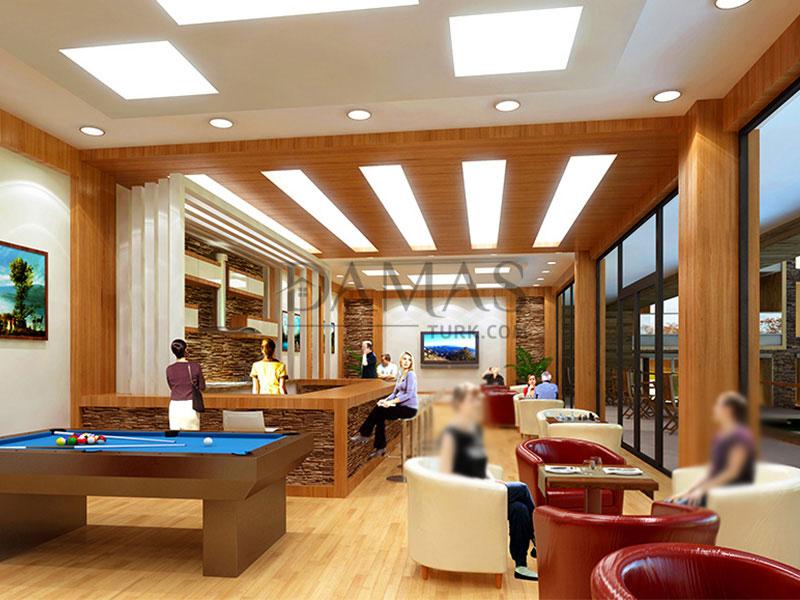 عقارات للبيع في بورصة - مجمع مجموعة داماس 203 في بورصة - صورة داخلية 08