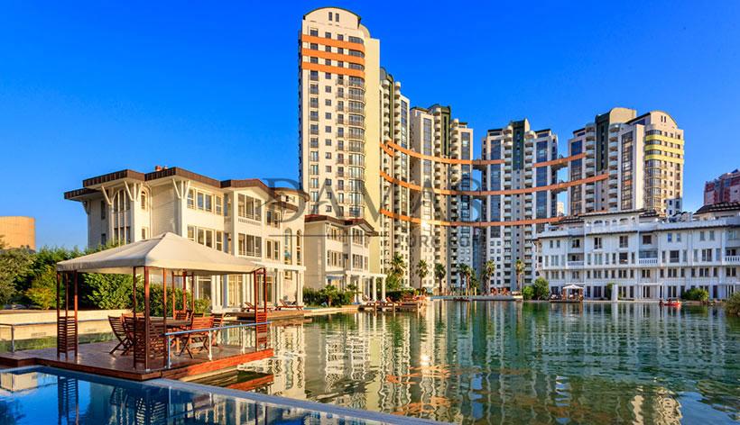 منازل للبيع في بورصة - مجمع مجموعة داماس 206 في بورصة - صورة خارجية 08