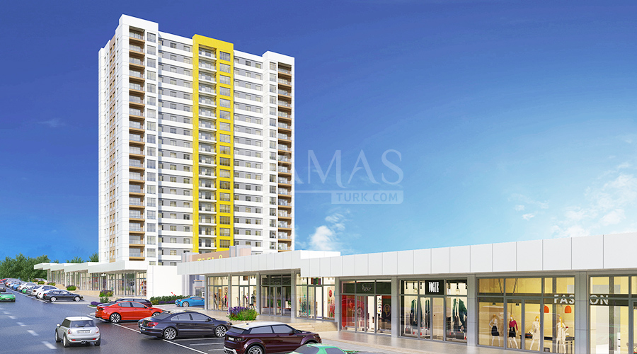 Damas Project D-208 in Istanbul - Exterior picture  08