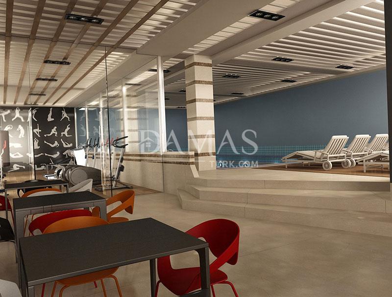 الاستثمار في بورصة - مجمع مجموعة داماس 205 في بورصة - صورة خارجية 06