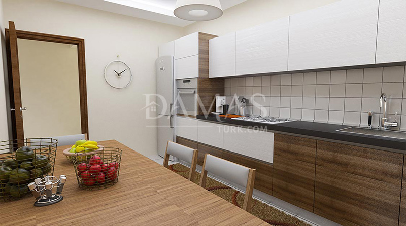 houses for sale Trabzon - Damas 406 Project in Trabzon - Interior picture 08