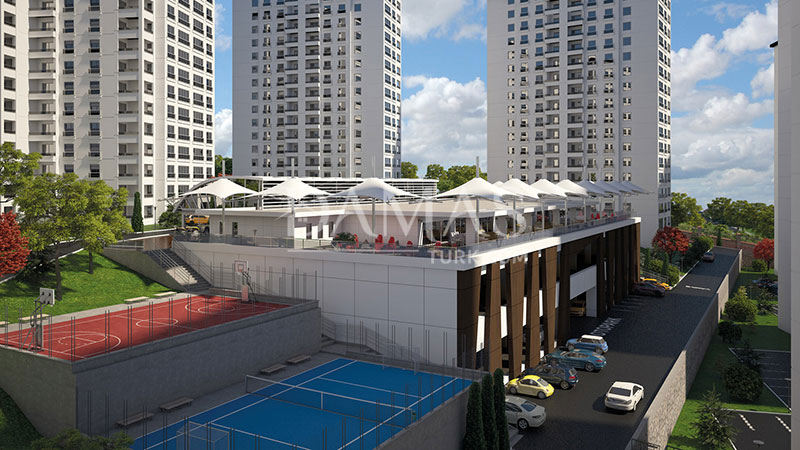 investment Trabzon - Damas 405 Project in Trabzon - exterior picture 08