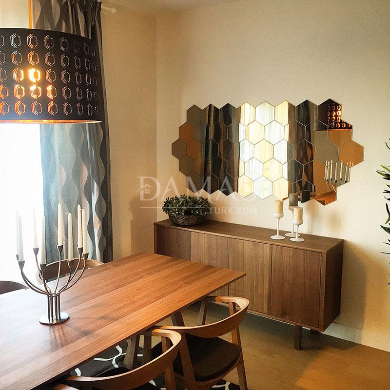 منازل للبيع في بورصة - مجمع مجموعة داماس 206 في بورصة - صورة داخلية 09