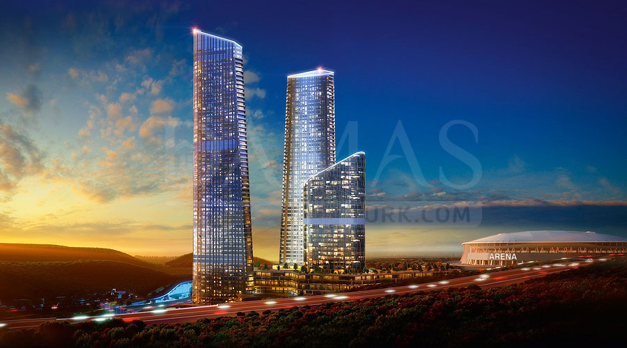 Damas Project D-154 in Istanbul - Exterior picture 09
