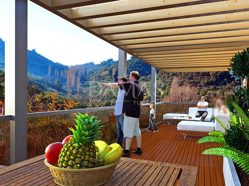 عقارات للبيع في بورصة - مجمع مجموعة داماس 203 في بورصة - صورة داخلية 09