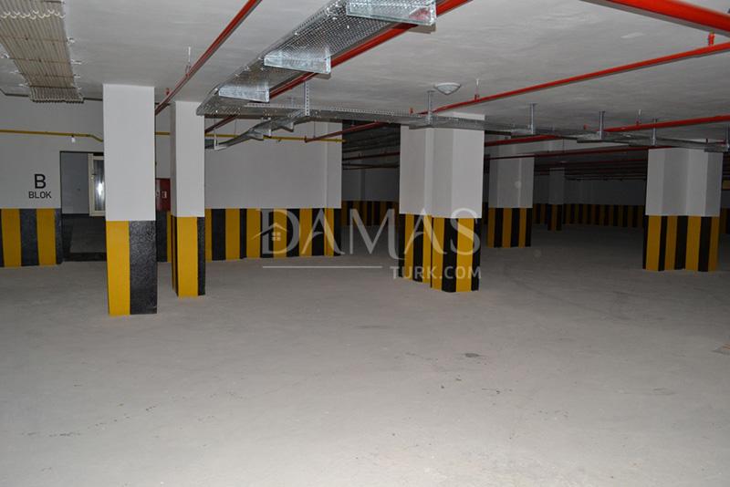 منازل للبيع في انطاليا - مجمع مجموعة داماس 606 في انطاليا - صورة داخلية 09