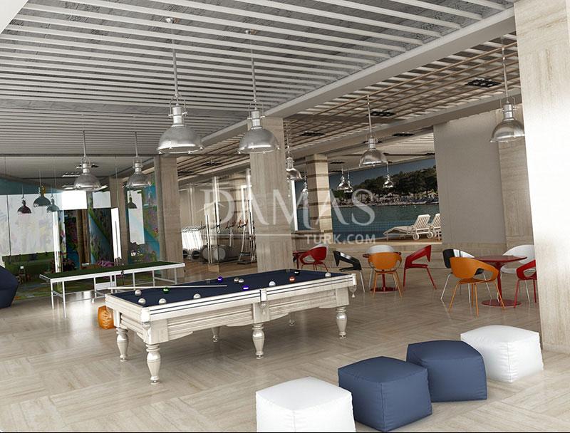 الاستثمار في بورصة - مجمع مجموعة داماس 205 في بورصة - صورة خارجية 07