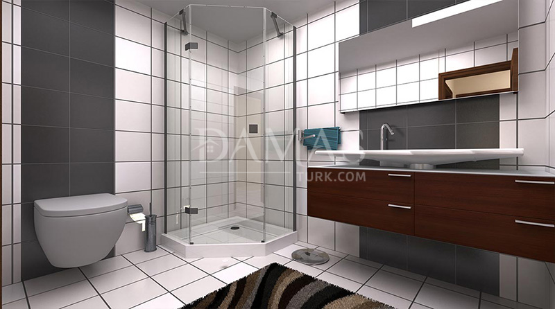 houses for sale Trabzon - Damas 406 Project in Trabzon - Interior picture 09