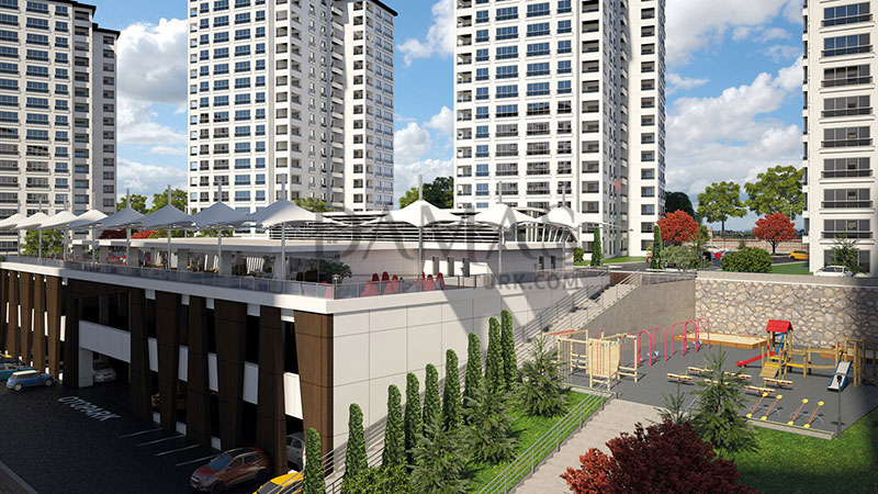 investment Trabzon - Damas 405 Project in Trabzon - exterior picture 09