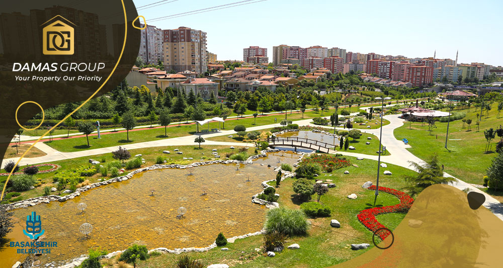 Know more about bashak shehir area and the future of the investment in it
