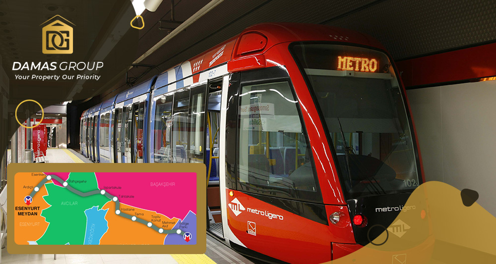 تعرف على تفاصيل مترو منطقة بهجة الشهير
