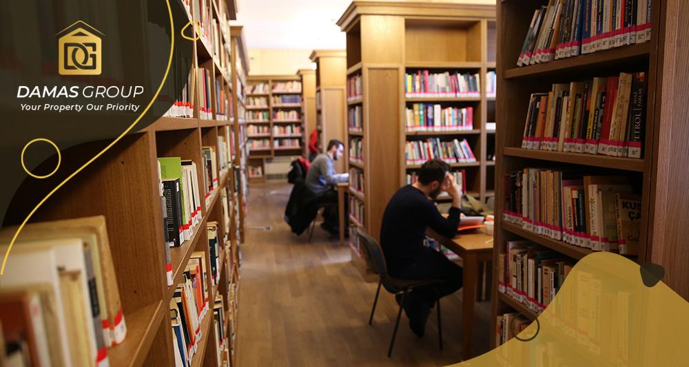 إفتتاح أكبر مكتبة بباشاك شهير..مكتبة الشعب
