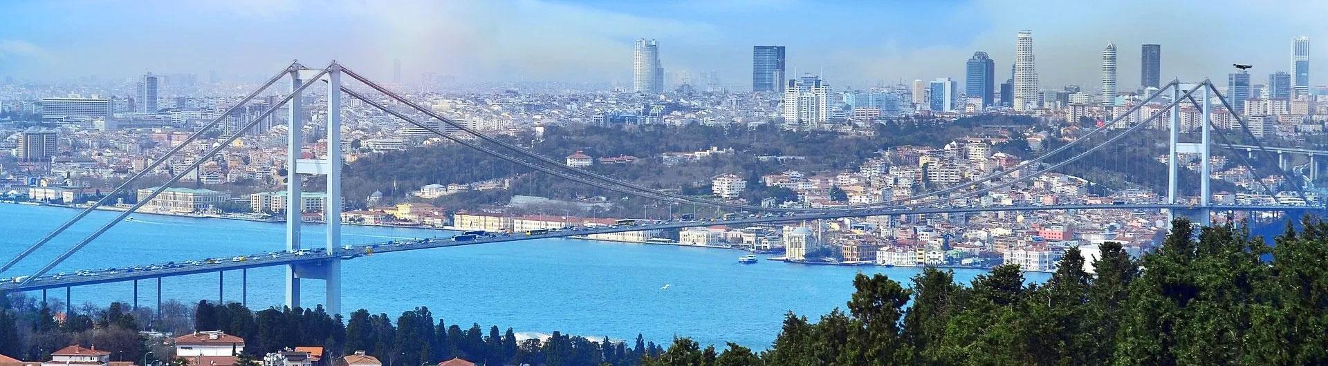 اسطنبول بوسفور