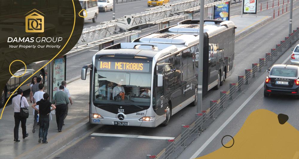 المتروبوس... فكرة إبداعية لتخفيف الإزدحام في إسطنبول