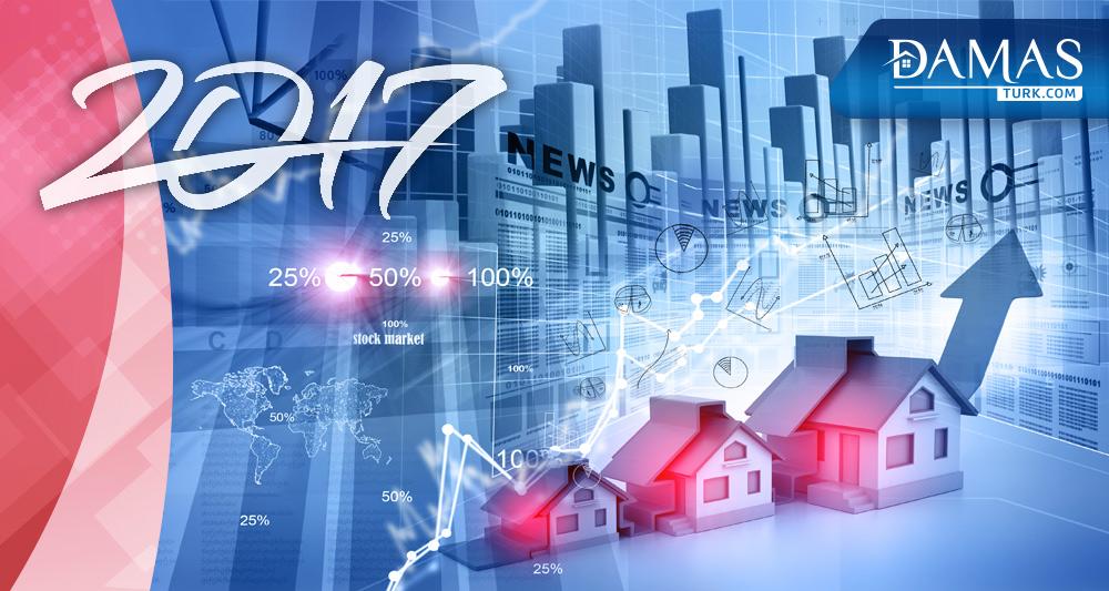 الاستثمار العقاري في تركيا خلال الــ 2017 بالأرقام ..