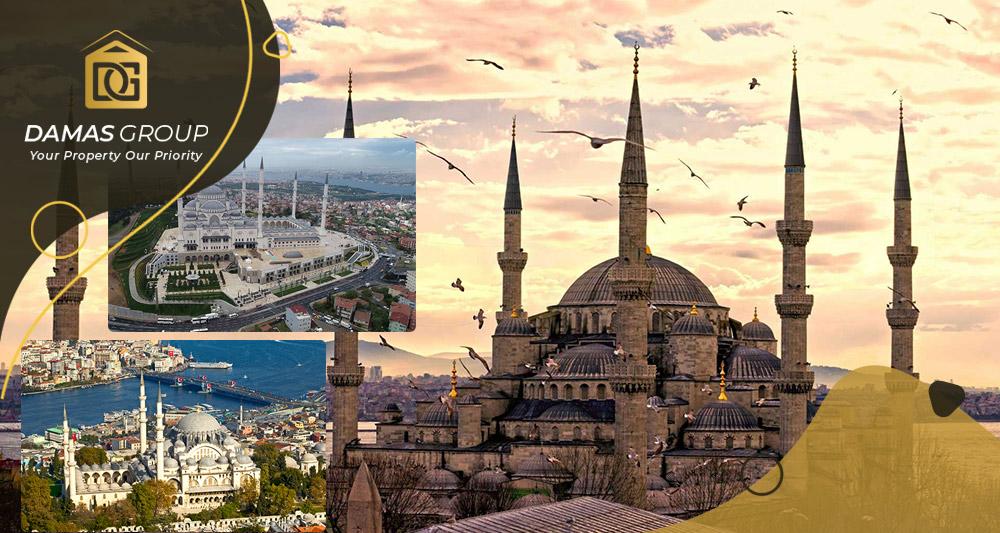 أجمل جوامع إسطنبول