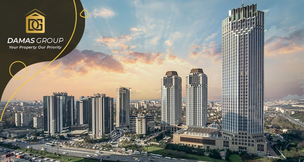 The 5 most popular areas for real estate ownership in Istanbul