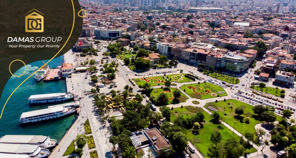 Purchase in Kadikoy ..... the city of the charming views on bosphorus