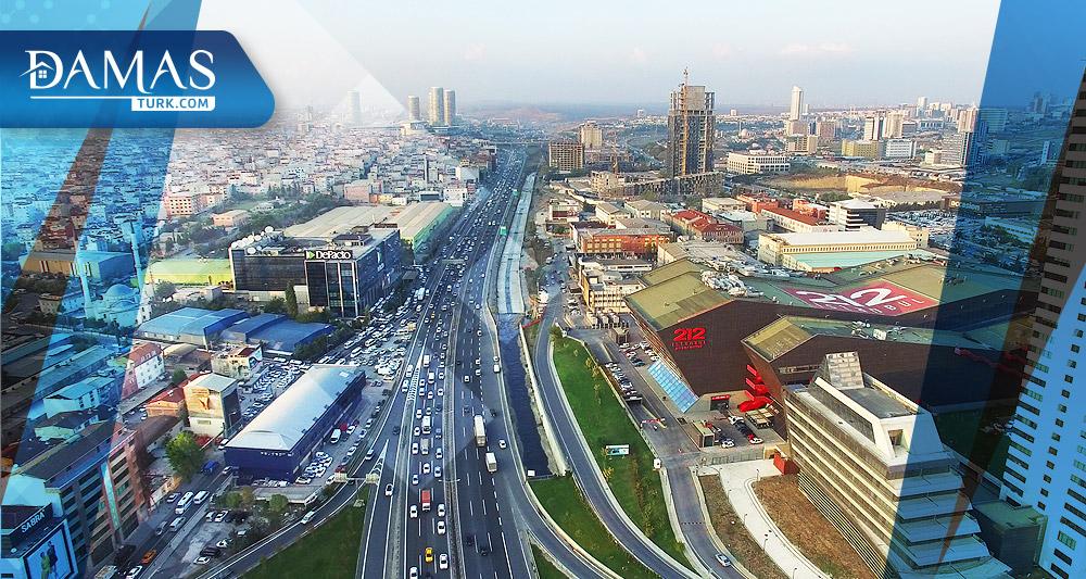 باسن إكسبرس .. مركز إسطنبول الجديد