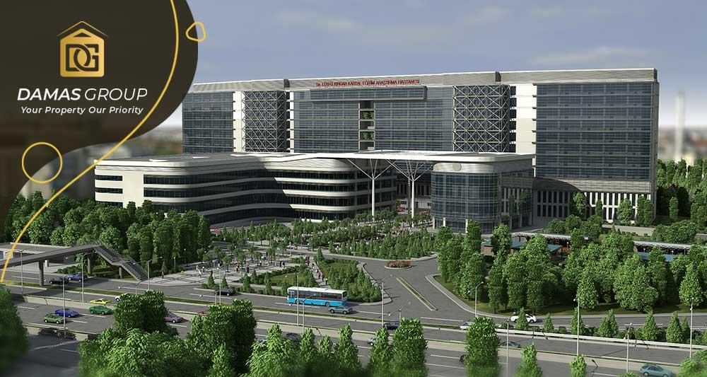 DR.lütfi kırdar A New medical city  in Istanbul