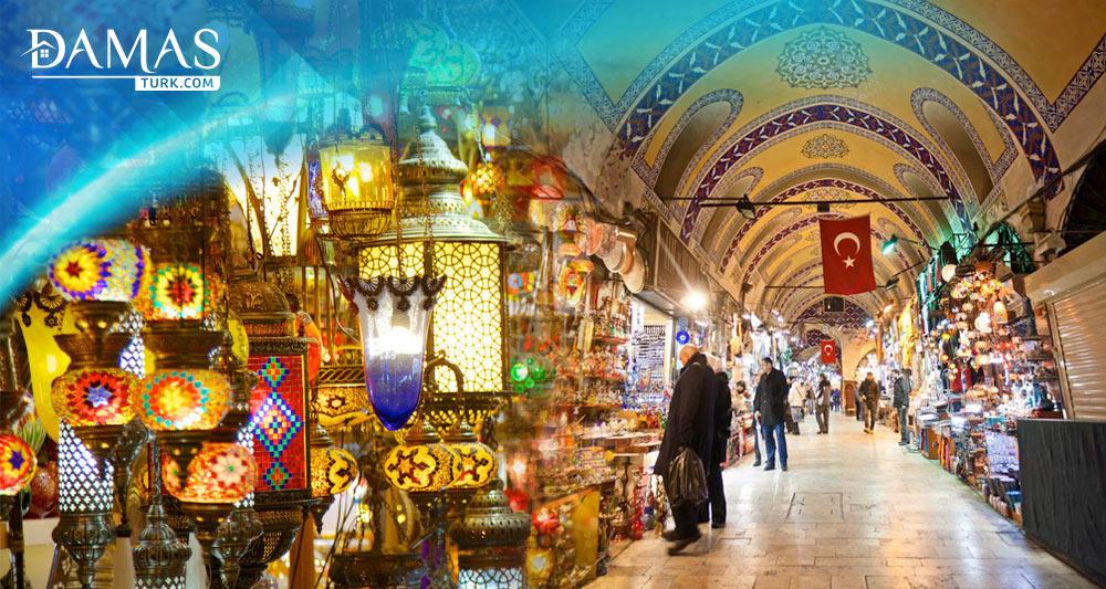 تعرف على أفضل الأسواق في إسطنبول