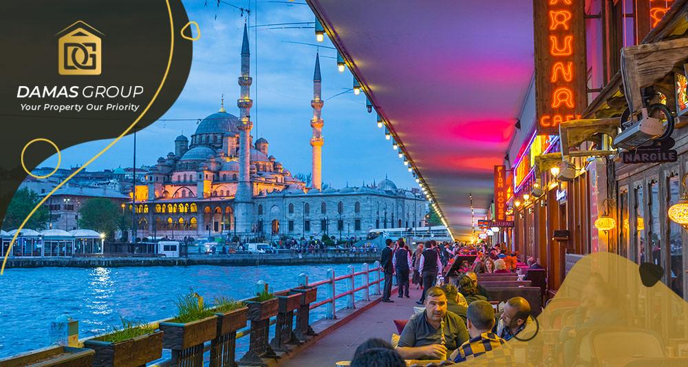 أهمُّ المناطق السِّياحية في إسطنبول