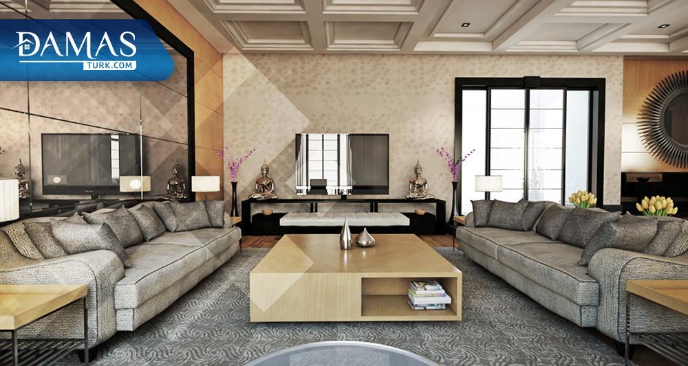 التصميم العصري للمنازل في تركيا