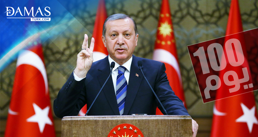 The most important details of Erdogan's 100-day plan