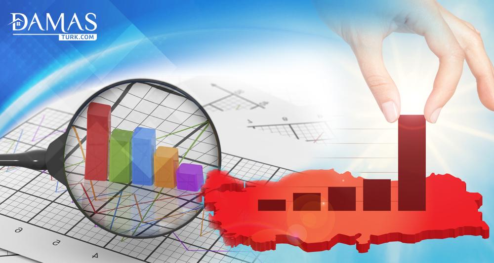 انخفاض العجز التجاري - ميزان الصادرات والواردات التركي