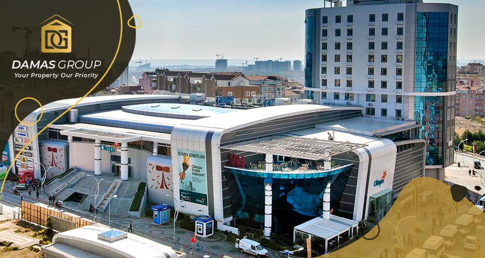 أفضل مراكز التسوق في منطقة باشاك شهير