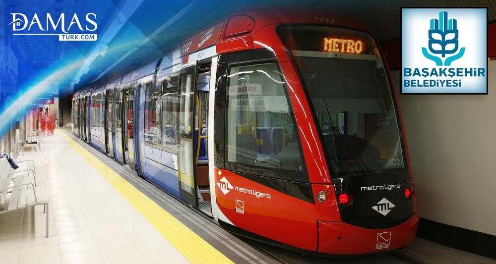خط مترو باشاك شهير... أهم وسيلة مواصلات عام للمنطقة