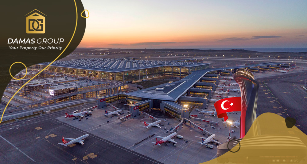 Istanbul third airport .. Turkish brand in the air transport sector