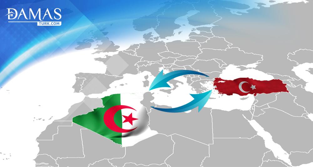 حركة استثمار متبادلة مُطردة بين تركيا والجزائر