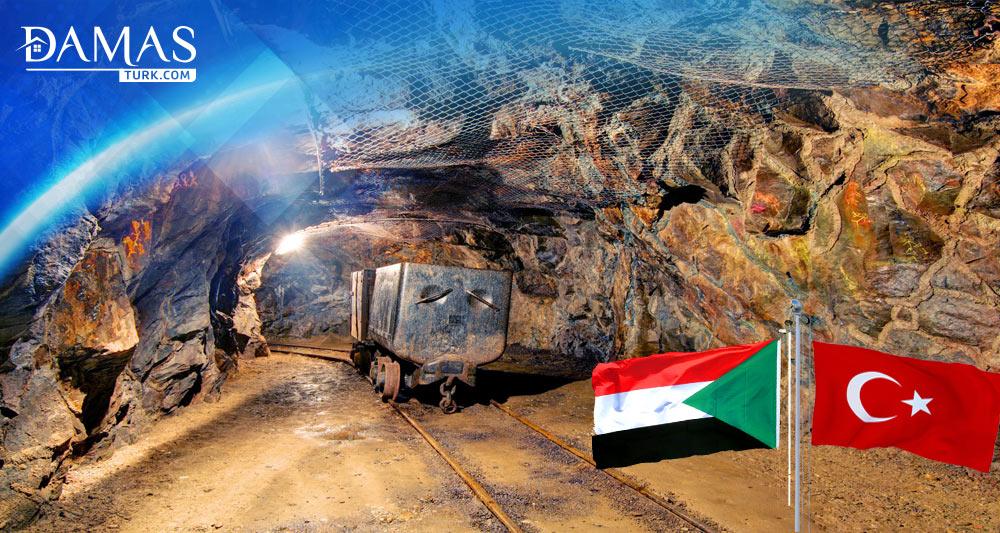 إبرام اتفاقية للتنقيب عن الذهب والمعادن بين السودان وتركيا.. توجه استراتيجي للاقتصاد