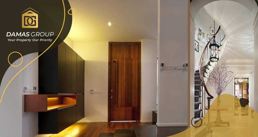 كيف تجعل مدخل شقتك أكثر جاذبية؟