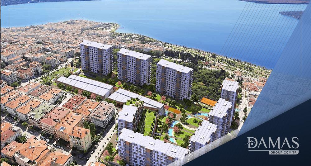 منطقة كوتشوك تشكمجة في الجانب الأوروبي من إسطنبول