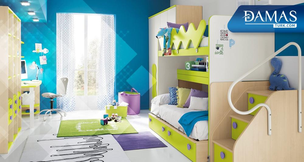 أفكار لغرفة نوم الأطفال العصرية